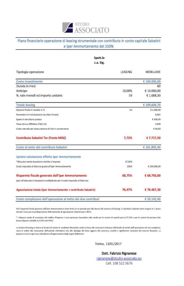 Iper Ammortamento e Nuova Sabatini (Beni Strumentali) i contributi si sommano - Acquisto beni strumentali nuovi (Industria 4.0)