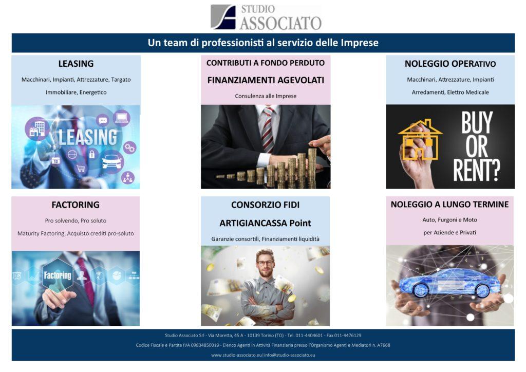 Studio Associato - brochure